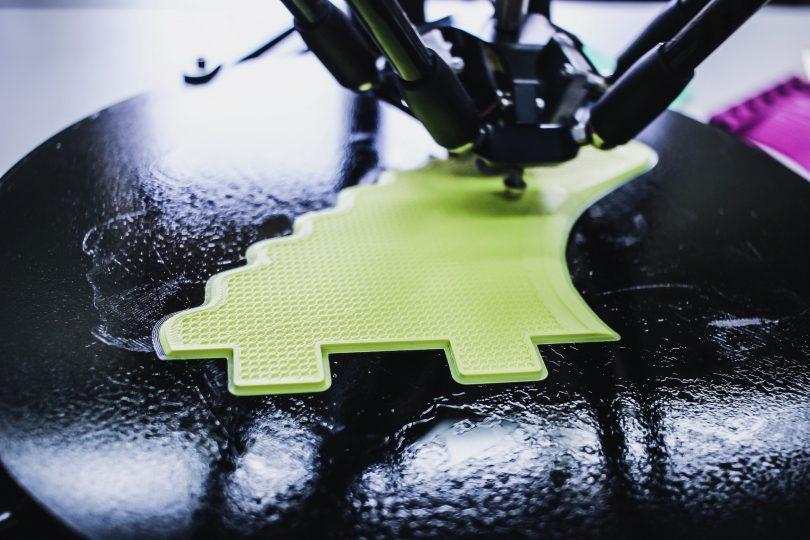 Symbolbild: 3D-Druck im Gauß-IT-Zentrum