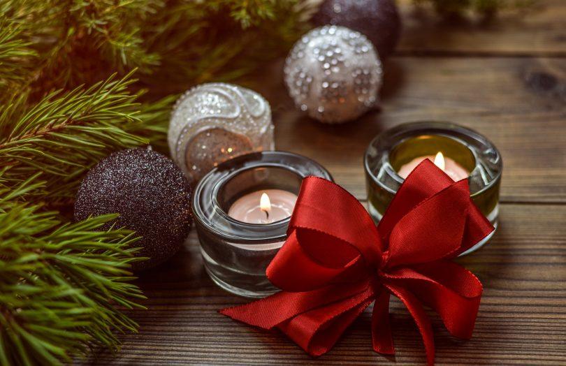 Symbolbild: Schließung Weihnachten und Neujahr