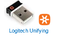 Logo Logitech Unifying