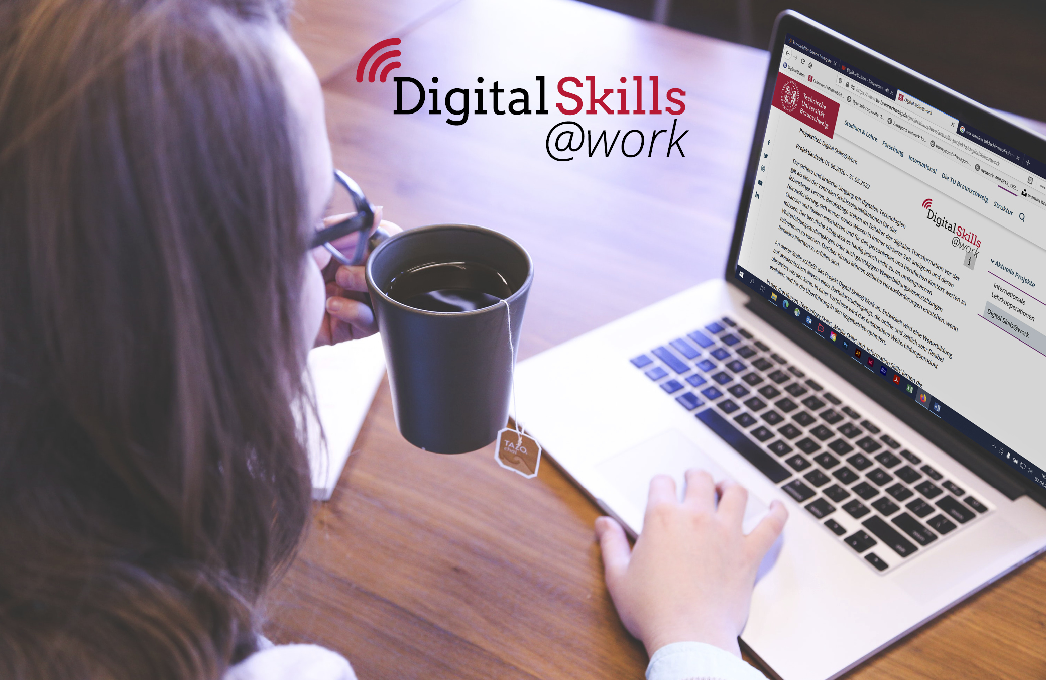 Digital Skills @work